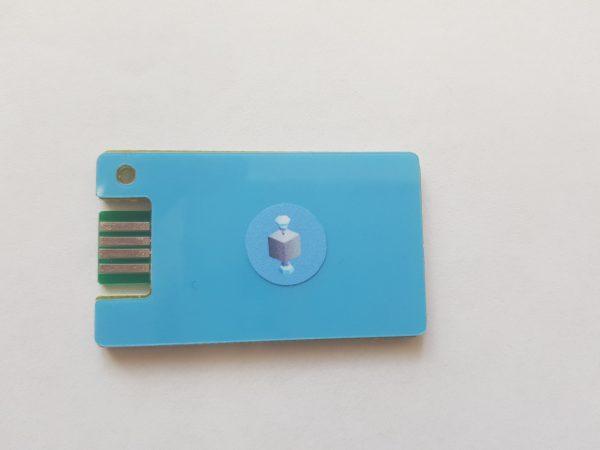 карточка для записи аппарат спинор